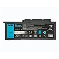 Dell Primary Battery - Laptop battery - 1 x Lithium Ion 3-cell 39 Wh - for Latitude E7450