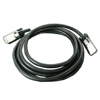 Dell - Stacking cable - 3 m - for Networking N2024, N2024P, N2048, N2048P, N3024, N3024F, N3024P, N3048, N3048P