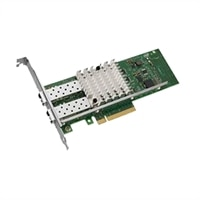 Intel I350 QP - Network adapter - Gigabit Ethernet x 4 - for PowerEdge R620, R720, R720xd, R820