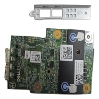 Dell Broadcom 57416 Dual Port 10 Gigabit SFP+ Network LOM Mezz Card, CustKit
