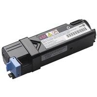 Dell - 2000-page Magenta Toner Cartridge for Dell 1320c Printer