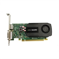 Dell Refurbished: 1 GB NVIDIA Quadro K600 Graphics Card
