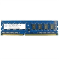 Dell Memory Upgrade - 2 GB - 1Rx8 DDR3 UDIMM 1600 MHz