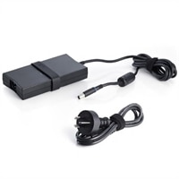 Dell - 130 Watt 3 Prong AC Adapter with 1.82 meters&nbsp;Power Cord for Select Dell Inspiron Laptops / Latitude Laptops / Dell Precision Mobile WorkStation / Studio Laptops / XPS Laptops