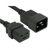 Dell 250 V Power Cord - 2ft