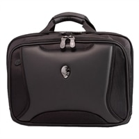 Alienware Orion Messenger Bag - Fits Laptops of Screen Sizes up to 17'' - Black