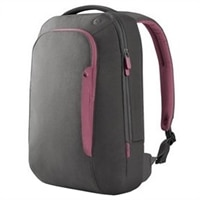 Belkin 15.6'' Slim Backpack (Soft Grey/Flamingo Pink)
