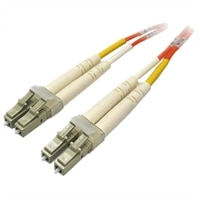 Multimode LC/LC Fiber Optic Cable-1m
