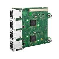 Kit - Broadcom 5720 QP 1Gb Network Daughter Card -S&P