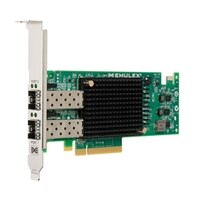 Emulex OneConnect OCm14102-N6-D 2-port 10GbE KR NIC, Blade Network Daughter Card, Customer Installation