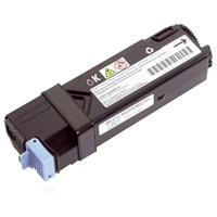 Dell – 1000-Page Standard Capacity Black Toner Cartridge for Dell 1320 / 2130cn/2135cn Colour Laser Printer