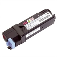 Dell - 2500 Pages High Capcity Magenta Toner Cartridge for Dell 2130cn Printers