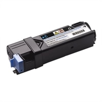 Dell - 2500 Page Cyan Toner Cartridge for Dell 2150cn 2150cdn 2155cn and 2155cdn Color Laser Printers