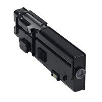 Dell 1,200-Page Black Toner Cartridge for Dell C2660dn/C2665dnf Color Printers