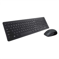 Dell KM632 Wireless Keyboard & Mouse Bundle for Windows 8
