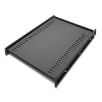 APC Fixed Shelf 250lbs/114kg Black #AR8122BLK