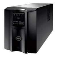 Dell Smart-UPS 1500VA LCD - UPS - AC 230 V - 1000-watt - 1500 VA - RS-232, USB - output connectors: 8 - black