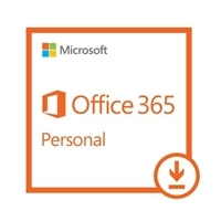 Microsoft Office 365 Personal - subscription licence (1 year) - 1 phone, 1 tablet, 1 PC/Mac