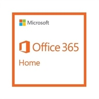 Microsoft Office 365 Home - subscription licence (1 year) - up to 5 PCs and Macs in one household
