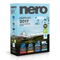 Nero 2017 Platinum - Licence - 1 user - Download - ESD - Win - Americas