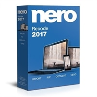 Nero Recode 2017 - Licence - 1 user - Download - ESD - Win - Americas
