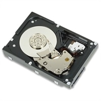 Dell 10,000 RPM SAS 12Gbps 512e 2.5in Hot-plug Hard Drive 3.5in HYB CARR - 1.8 TB