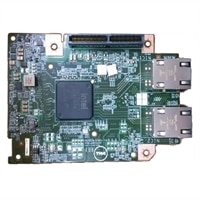 Intel i350 Gigabit, Dual Port Mezzanine Adapter, Customer Kit