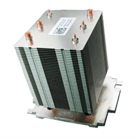 Kit - 1.2U CPU Heatsink for PowerEdge R730xd (CPU with 105W or less)