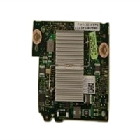 Dell QLogic 57810-k Dual port 10 Gigabit KR CNA Blade Network Daughter Card, Customer Install