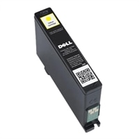 Dell Single Use High Capacity Yellow Ink Cartridge (Series 32) for Dell V525w/ V725w All-in-One Wireless Inkjet Printer