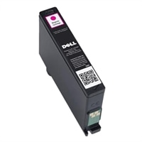 Single Use Extra-High Capacity Magenta Ink Cartridge (Series 33) for Dell V525w/ V725w All-in-One Wireless Inkjet Printer