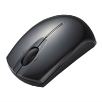 ELECOM Micro/Optical Wireless Mouse - Black