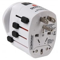 WorldConnect World Travel Adapter PRO+ - Power adapter