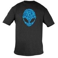 AW Mens Tetris T-Shirt Medium (ultra modern puzzle head) - M