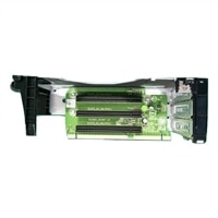 R730/xd PCIe Riser 1, Right, 3 x8 PCIe Slots with at least 2 Processors,Customer Kit