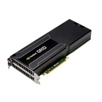 NVIDIA GRID K2A - Graphics card - 2 GPUs - GRID K2A - 8 GB GDDR5 - PCIe 3.0 - for Precision Tower 5810