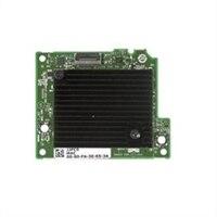 Emulex OneConnect OCm14102B-U4-D 2-port 10GbE bNDC CNA, V2, Customer Install