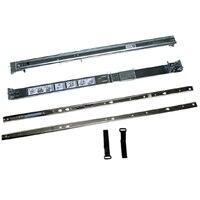 ReadyRails 1U Static Rails for 2/4-Post Racks, Customer Kit