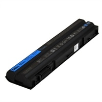 Dell Refurbished: Dell 60 WHr 6-Cell Primary Lithium-Ion Battery
