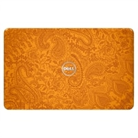 SWITCH by Design Studio - Mehndi Lid for Dell Inspiron 15R (5110) Laptops