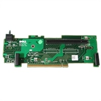 Dell Riser with 1 PCIe x16 + 2 PCIe x4 Slots - Kit