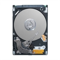 Dell Hard Drive : 500GB 6cm (2.5'') Serial ATA II (7.200 Rpm) Hard Drive (400-23211)