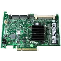 Dell PERC 6/i RAID Controller Card 256MB PCIe, 2x4 Connectors - Kit (405-10925)