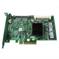 Dell Raid Controller : PERC6i Internal Controller Card PCIe x8 (Kit)