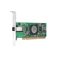 Dell QLogic QLE2460 Single Channel 4Gbps Optical Fibre Channel HBA PCIe Low Profile - £728.39
