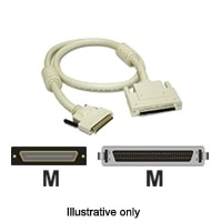 Dell - 8M - Cable - VHDCI-To-SCSI - External - Kit