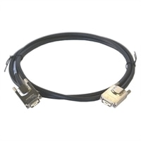 Dell External SAS Connector Cable, 0.6M (Kit)