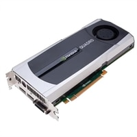 Graphics : 6 GB NVIDIA Quadro 6000 Graphics - 2 DP, 1 DVI(1 DP-DVI, 1 DVI-VGA adapter)(SHEGA4)