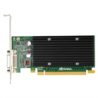 Dell Graphics : 512MB NVIDIA Quadro NVS 300 (DMS59) (DMS59 to 2DVI adapter) (ULGA10)
