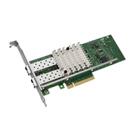 Dell Intel X520-T2 10GbE Dual Port Server Adapter Cu PCIe - Kit